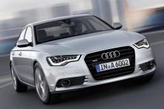 Audi A6 sedana foto attēls 17