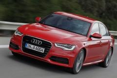 Audi A6 sedana foto attēls 15