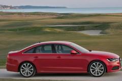 Audi A6 sedana foto attēls 9