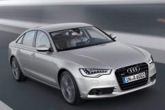 Audi A6 sedana foto attēls 11