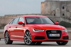Audi A6 sedana foto attēls 12