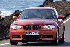 BMW 1 sērijas E82 kupejas foto attēls 5