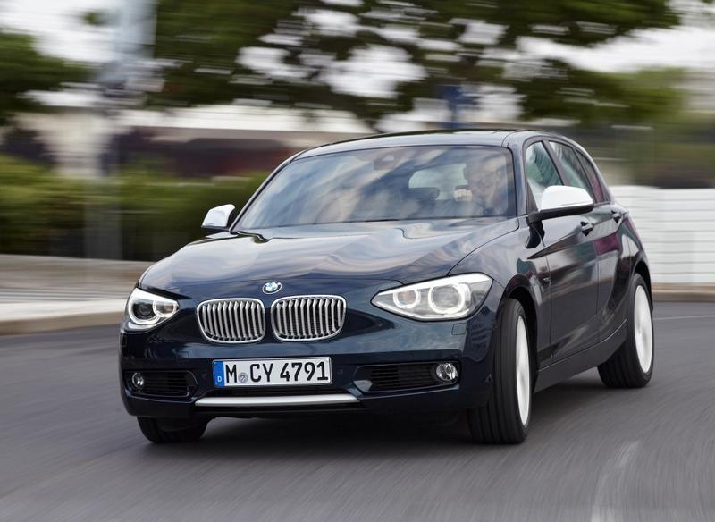 BMW 1 series 2011 photo image