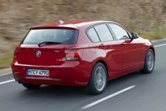 BMW 1 series F20 hatchback photo image 15
