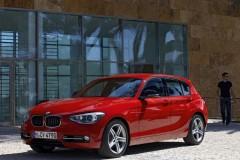 BMW 1 series F20 hatchback photo image 5