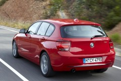 BMW 1 series F20 hatchback photo image 8