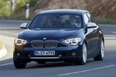BMW 1 series F20 hatchback photo image 11