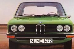 BMW 5 sērijas E12 sedana foto attēls 7