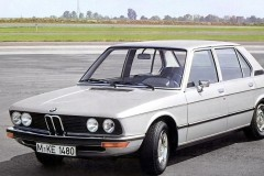 BMW 5 sērijas E12 sedana foto attēls 4