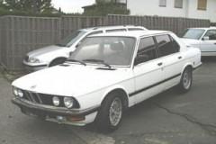 BMW 5 sērijas E28 sedana foto attēls 7