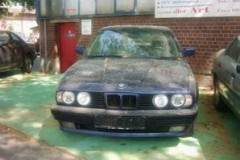 BMW 5 sērijas E28 sedana foto attēls 8