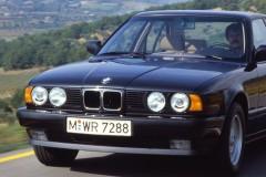 BMW 5 sērijas E34 sedana foto attēls 4