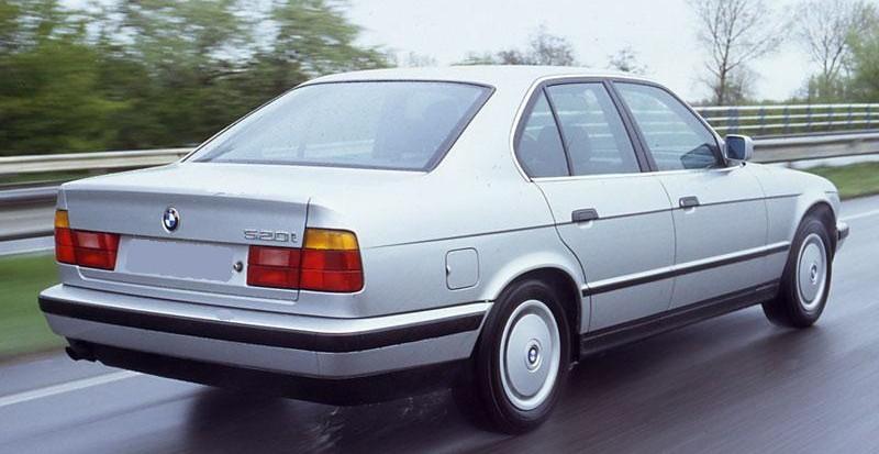 Bmw 5 series e34 sedan 1988 1995 reviews technical data prices bmw 5 series e34 sedan photo image 8 publicscrutiny Choice Image
