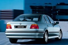 BMW 5 sērijas E39 sedana foto attēls 9