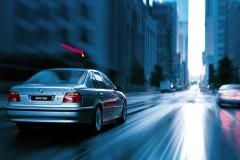 BMW 5 sērijas E39 sedana foto attēls 7