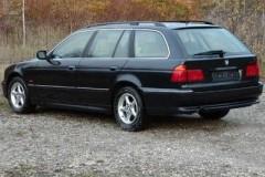 BMW 5 sērijas Touring E39 universāla foto attēls 4