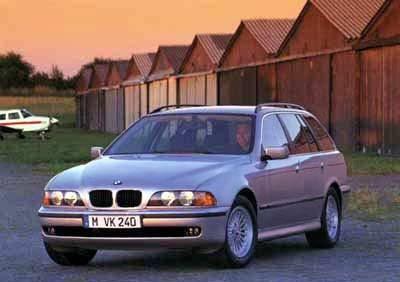 BMW 5 sērija 1997 foto attēls
