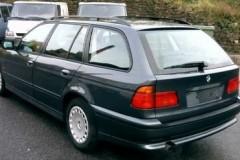 BMW 5 sērijas Touring E39 universāla foto attēls 2