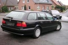 BMW 5 sērijas Touring E39 universāla foto attēls 1
