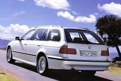 BMW 5 sērijas Touring E39 universāla foto attēls 6
