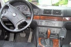 BMW 5 sērijas Touring E39 universāla foto attēls 7