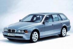 BMW 5 sērijas Touring E39 universāla foto attēls 8