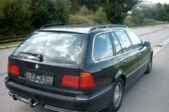 BMW 5 sērijas Touring E39 universāla foto attēls 9