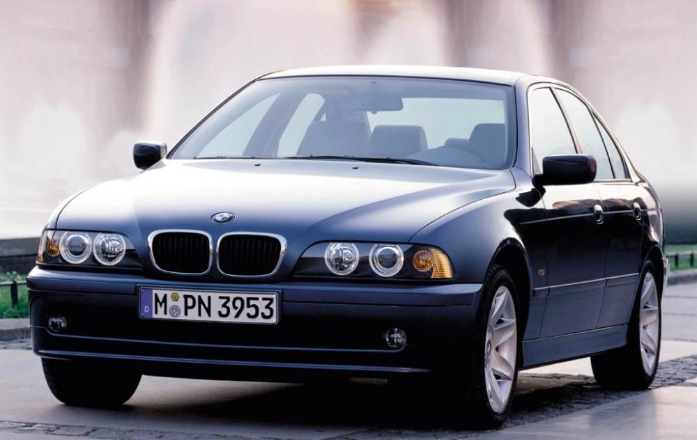 BMW 5 sērija 2000 foto attēls