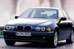 BMW 5 sērijas E39 sedana foto attēls 6