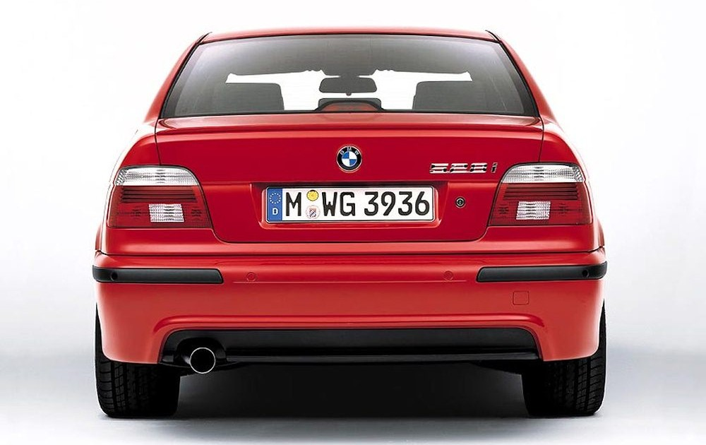 Bmw Series Sedan Reviews Technical Data Prices