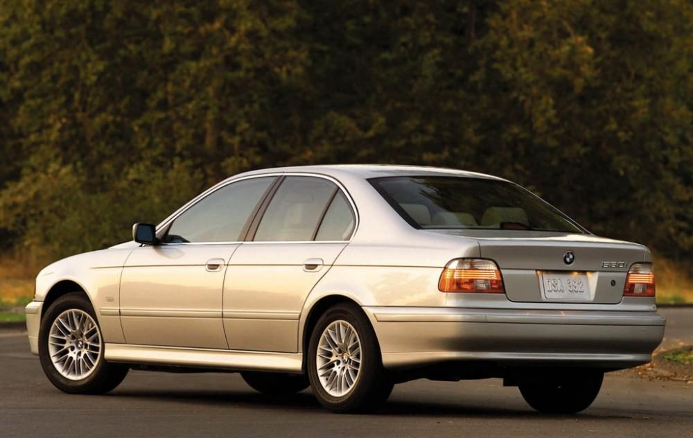 Bmw 5 Series E39 Sedan 2000 2003 Reviews Technical Data Prices