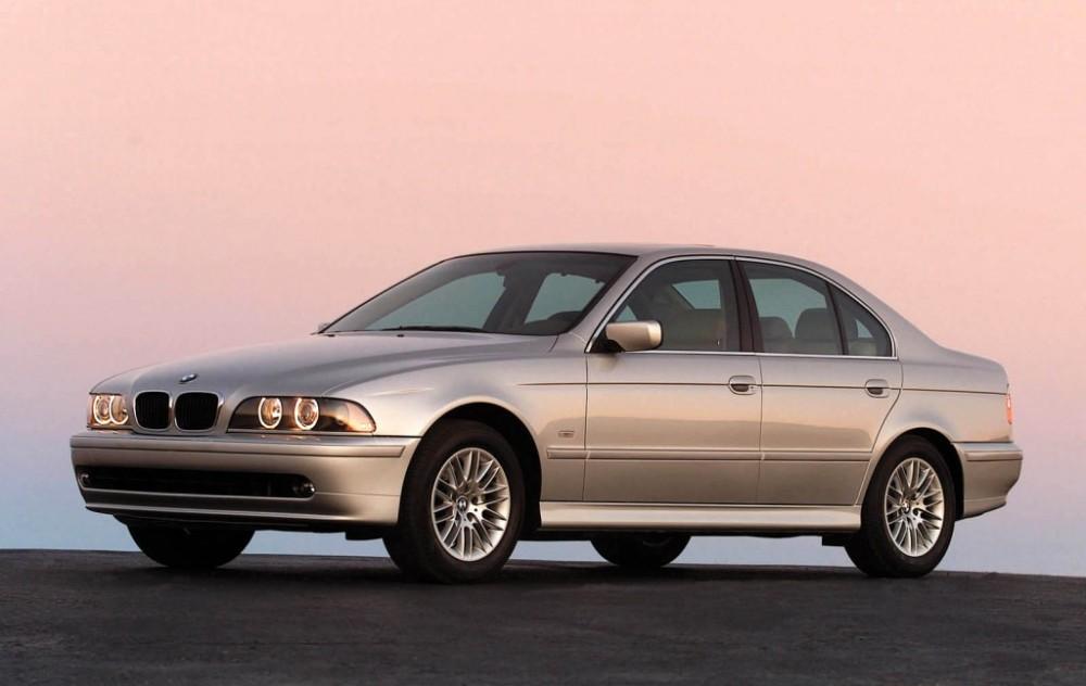 2000 BMW 5 Series Sedan 4D 528i Prices, Values & 5 Series ...