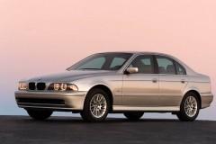 BMW 5 sērijas E39 sedana foto attēls 3