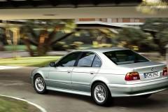 BMW 5 sērijas E39 sedana foto attēls 10