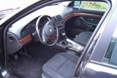 BMW 5 series Touring E39 estate car photo image 6