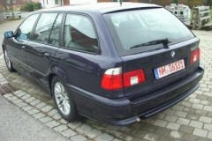 BMW 5 series Touring E39 estate car photo image 7