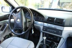 BMW 5 series Touring E39 estate car photo image 8