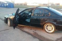 BMW 5 sērija Sedans 2002