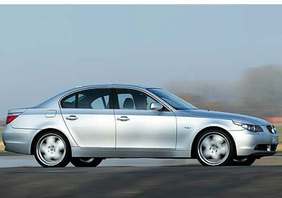 BMW 5 series E60 Sedan 2003 - 2007 reviews, technical data, prices