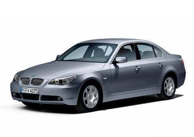 BMW 5 series E60 Sedan 2003 - 2007 reviews, technical data