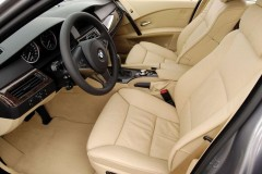 BMW 5 series Touring E61 estate car photo image 2