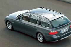 BMW 5 sērijas Touring E61 universāla foto attēls 11