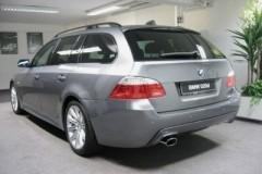 BMW 5 sērijas Touring E61 universāla foto attēls 16
