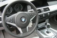BMW 5 sērijas Touring E61 universāla foto attēls 17