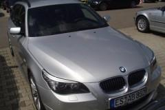 BMW 5 sērijas Touring E61 universāla foto attēls 19