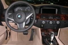 BMW 5 sērijas Touring E61 universāla foto attēls 20