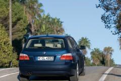 BMW 5 sērijas Touring E61 universāla foto attēls 2