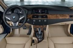 BMW 5 sērijas Touring E61 universāla foto attēls 4