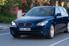 BMW 5 sērijas Touring E61 universāla foto attēls 5