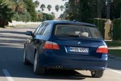 BMW 5 sērijas Touring E61 universāla foto attēls 6